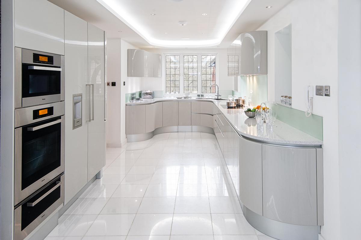 Urban myth more than a kitchen pedini artika in grey for Pedini cabinets